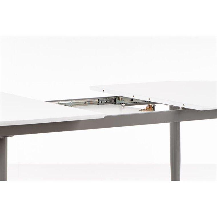 Стол раскладной Halmar Crispin | Белый / серый - 11