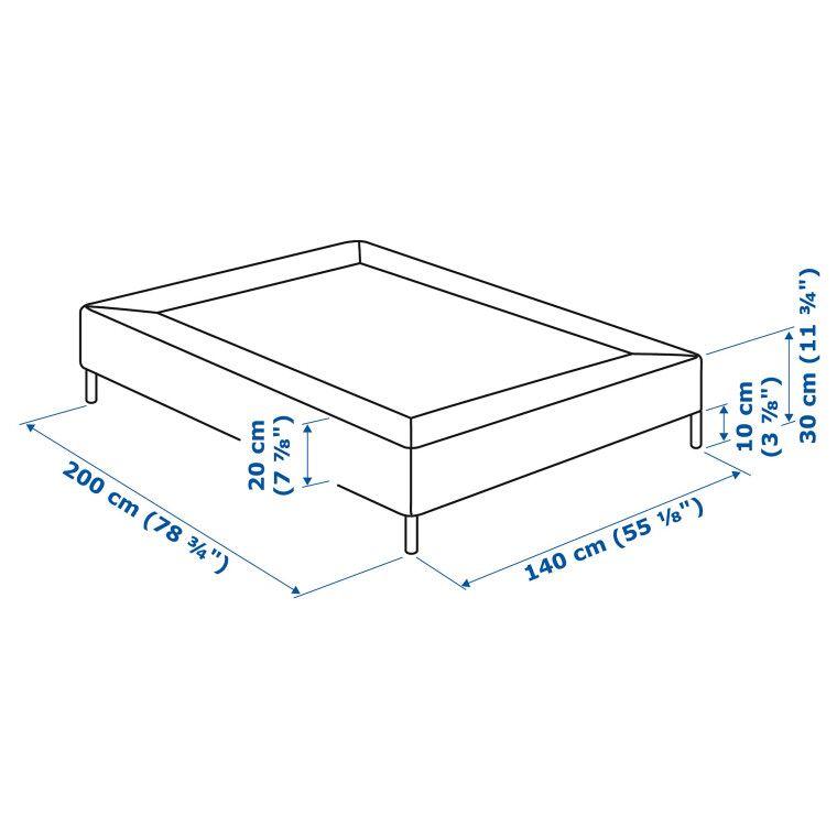 Кровать ESPEVÄR - 6