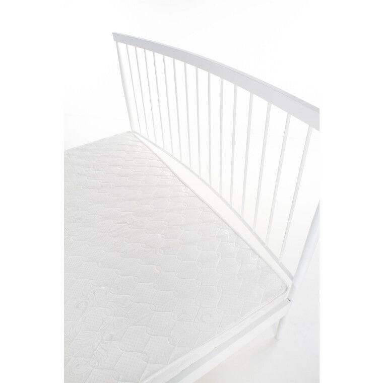 Кровать Halmar Brenda | 160х200 / Белый - 5