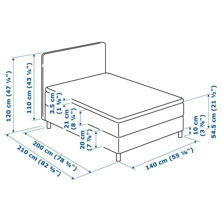 Кровать LAUVIK - 5