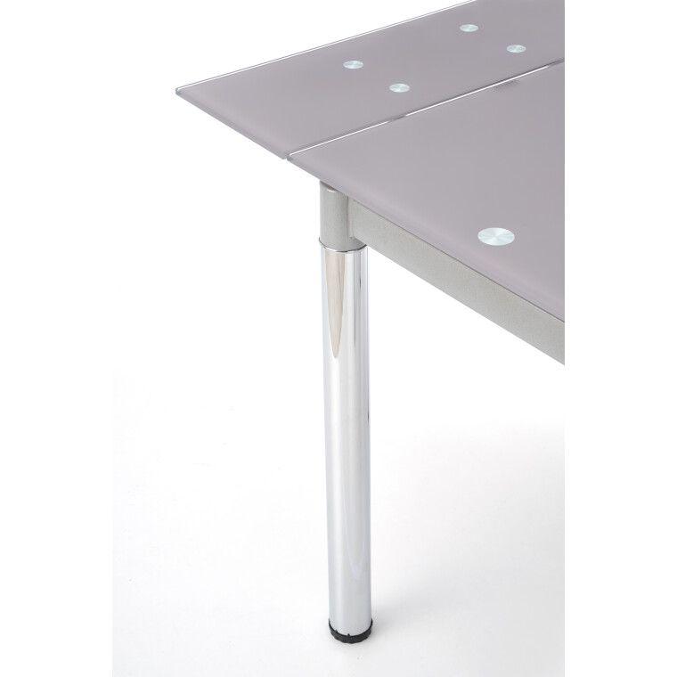 Стол раскладной Halmar Logan 2 | Серый - 4