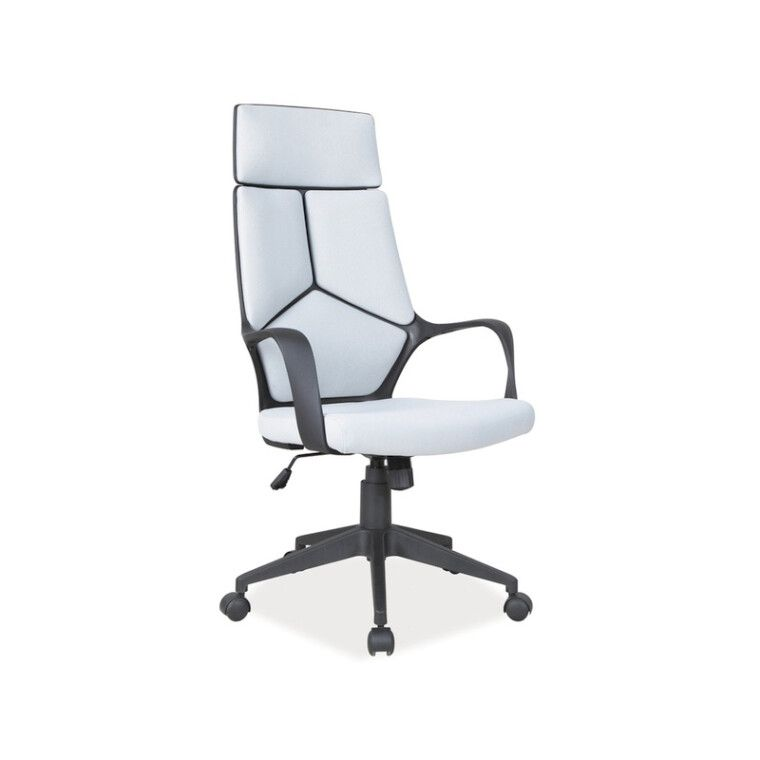 Кресло поворотное Signal Q-199   Серый / черный