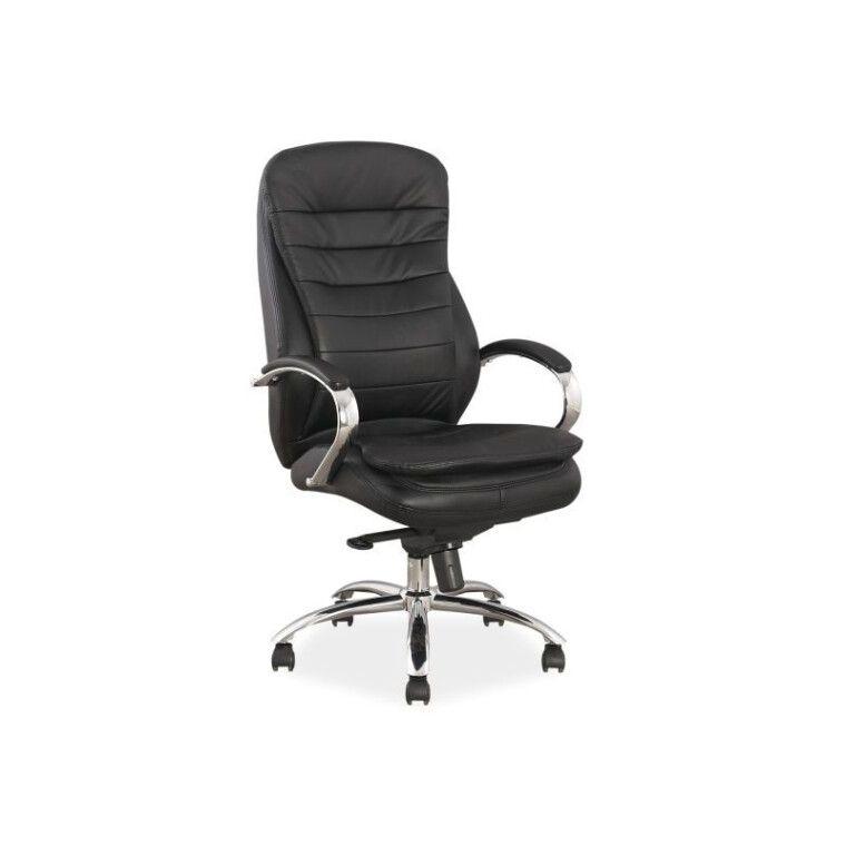 Крісло поворотне Signal Q-154 | Чорний