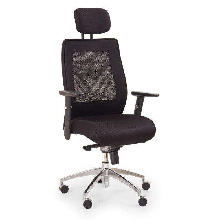 Кресло поворотное Halmar Victor | Черный