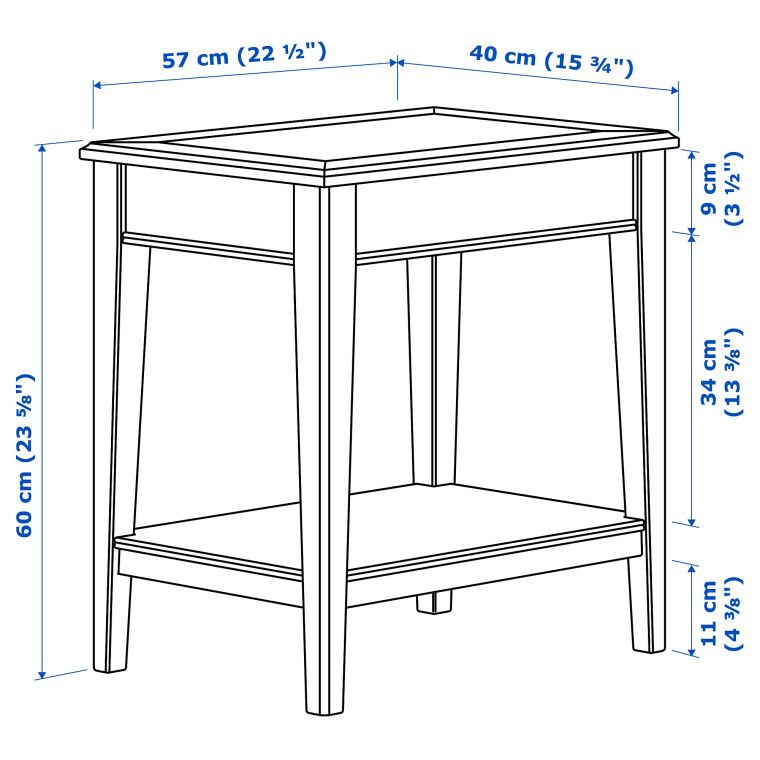 Столик LIATORP - 5