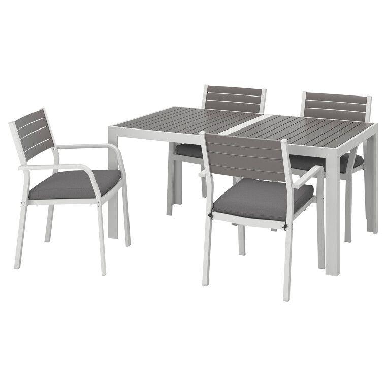 Комплект мебели садовой SJÄLLAND