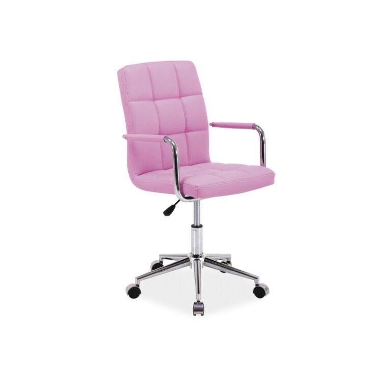 Кресло поворотное Signal Q-022 | Розовый