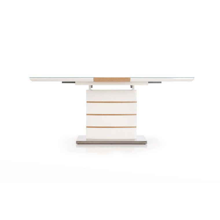 Стол раскладной Halmar Toronto | Белый / дуб золотой - 8
