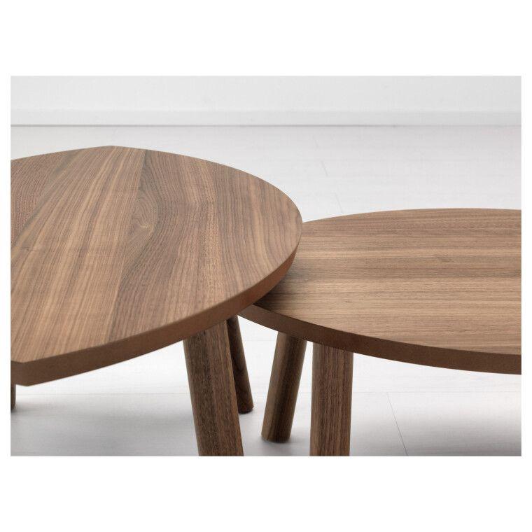 Комплект столиков STOCKHOLM - 11