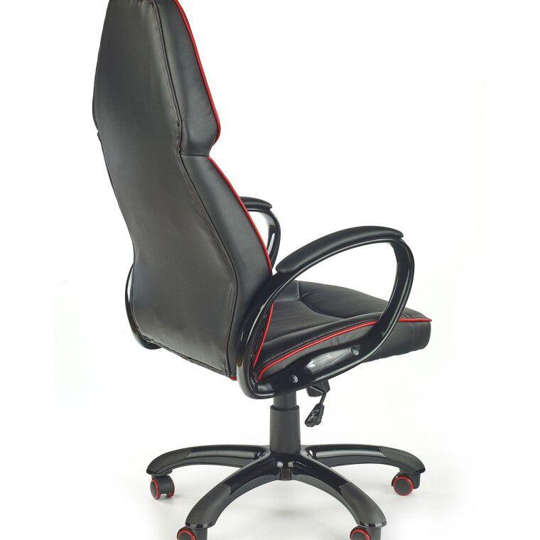 Кресло поворотное Halmar Rubin | Черный - 2