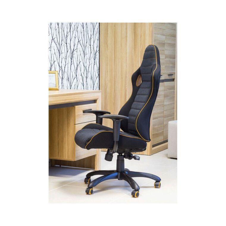 Кресло поворотное Signal Q-229   Черный / серый - 2