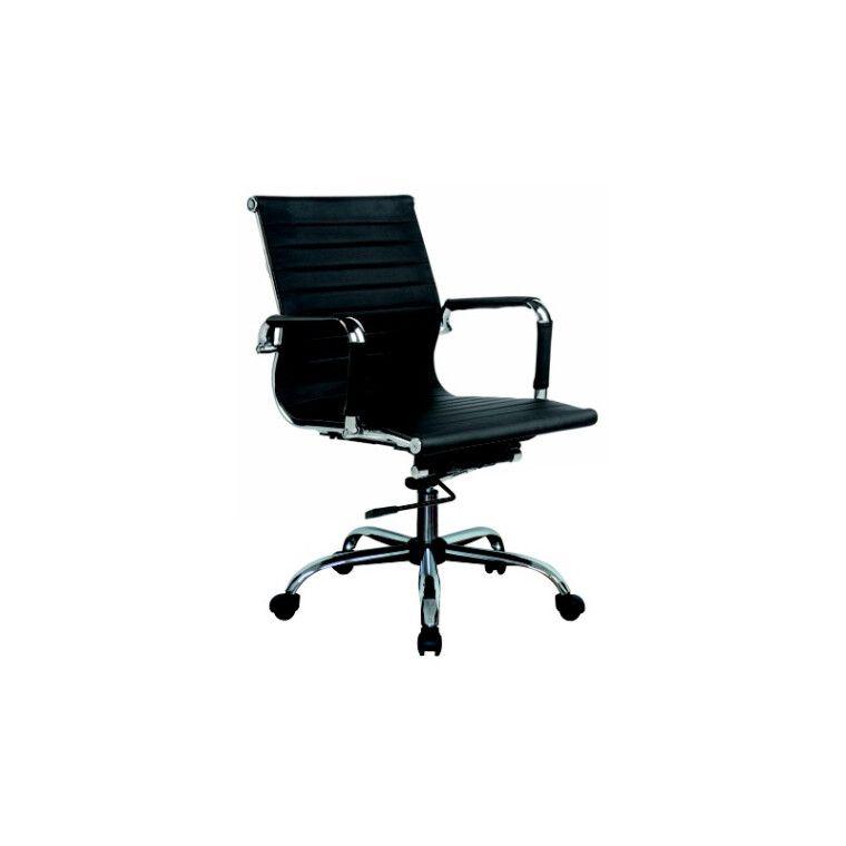 Кресло поворотное Signal Q-124 | Черный