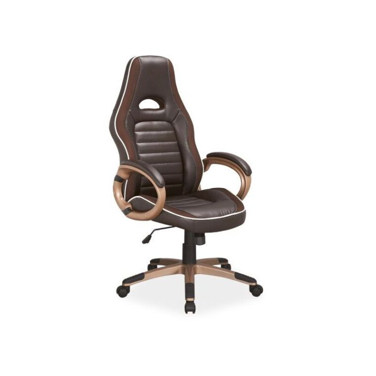 Кресло поворотное Signal Q-150 | Коричневый