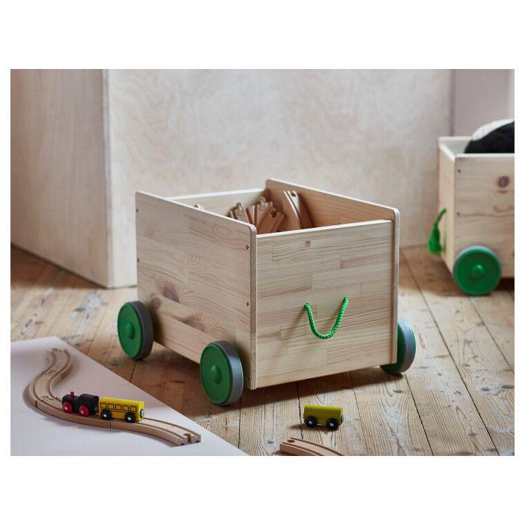 Ящик на колесах FLISAT - 3