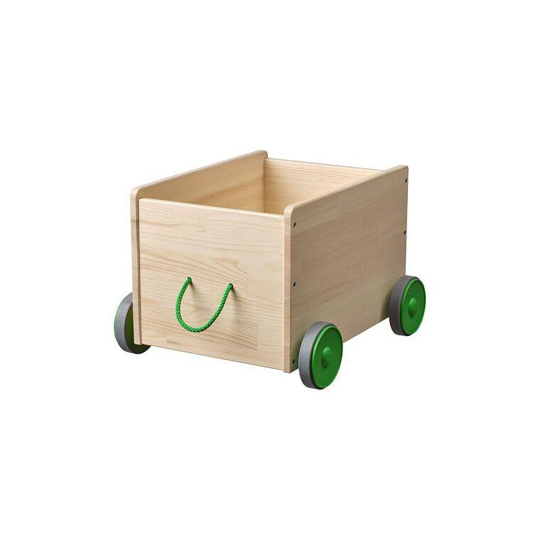 Ящик на колесах FLISAT