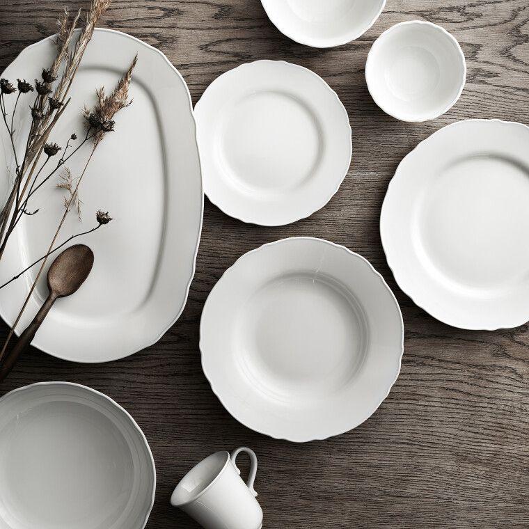 Тарелка десертная UPPLAGA - 5