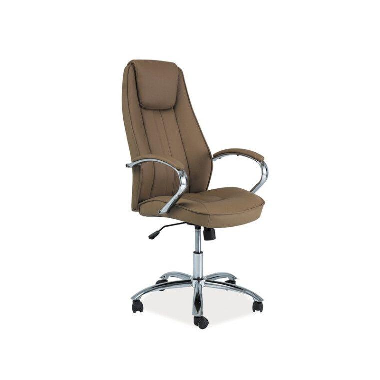 Кресло поворотное Signal Q-036 | Коричневый