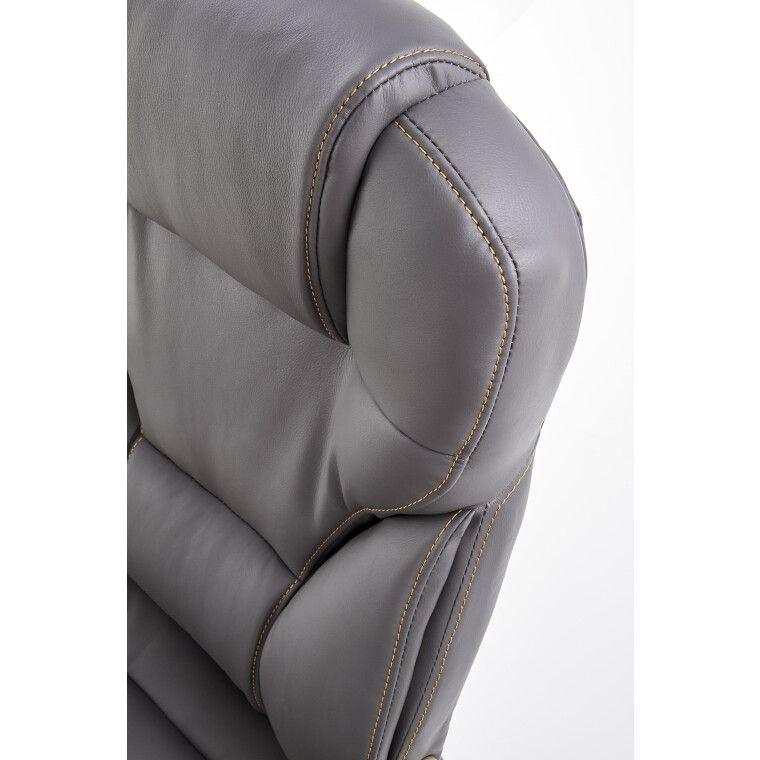 Кресло поворотное Halmar Desmond | Серый - 10