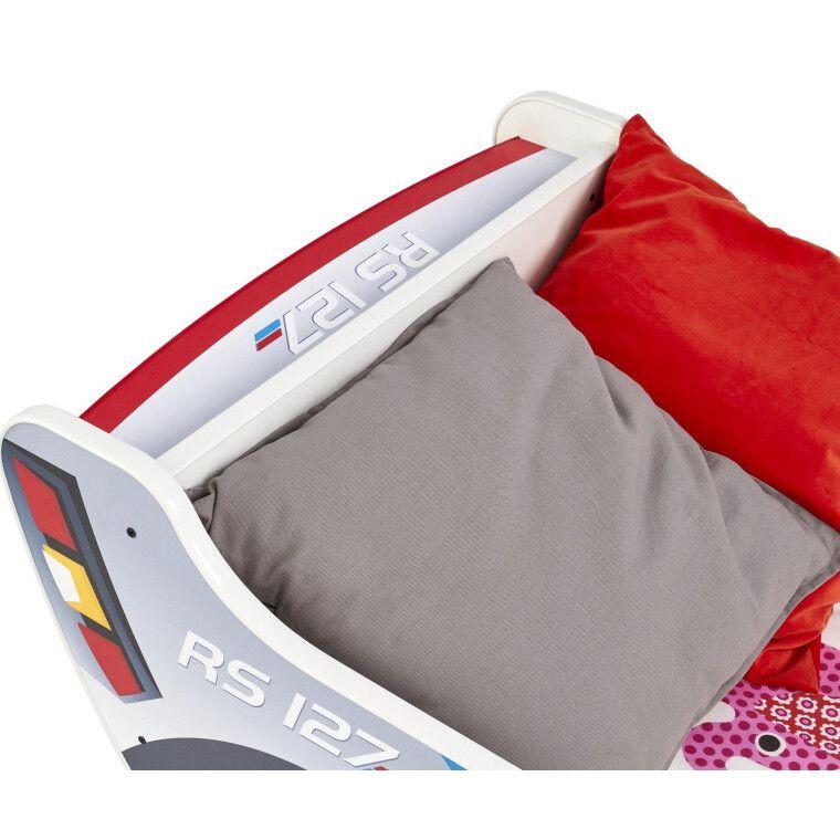Кровать детская Halmar Lambo | Гоночная машина - 2