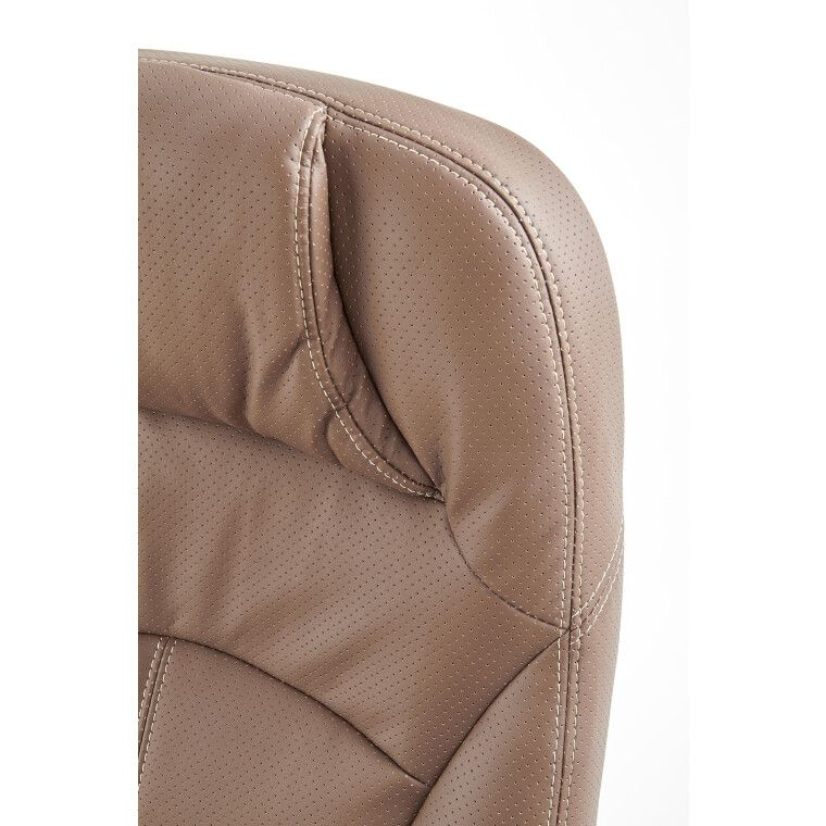 Кресло поворотное Halmar Carlos | Бежевый - 2