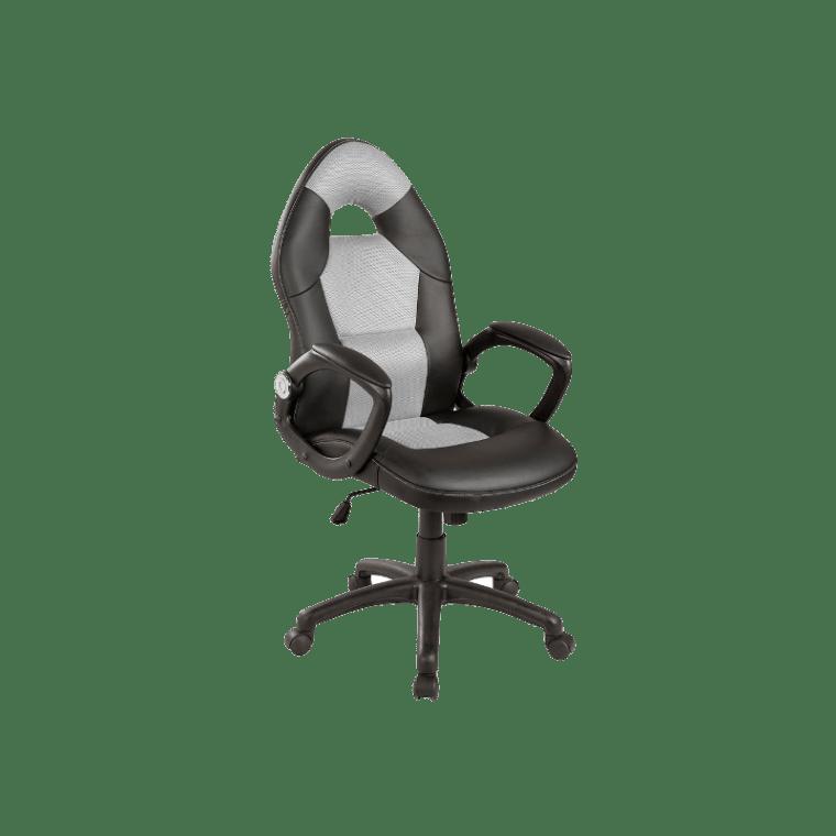Кресло поворотное Signal Q-057 | Серый / Черный