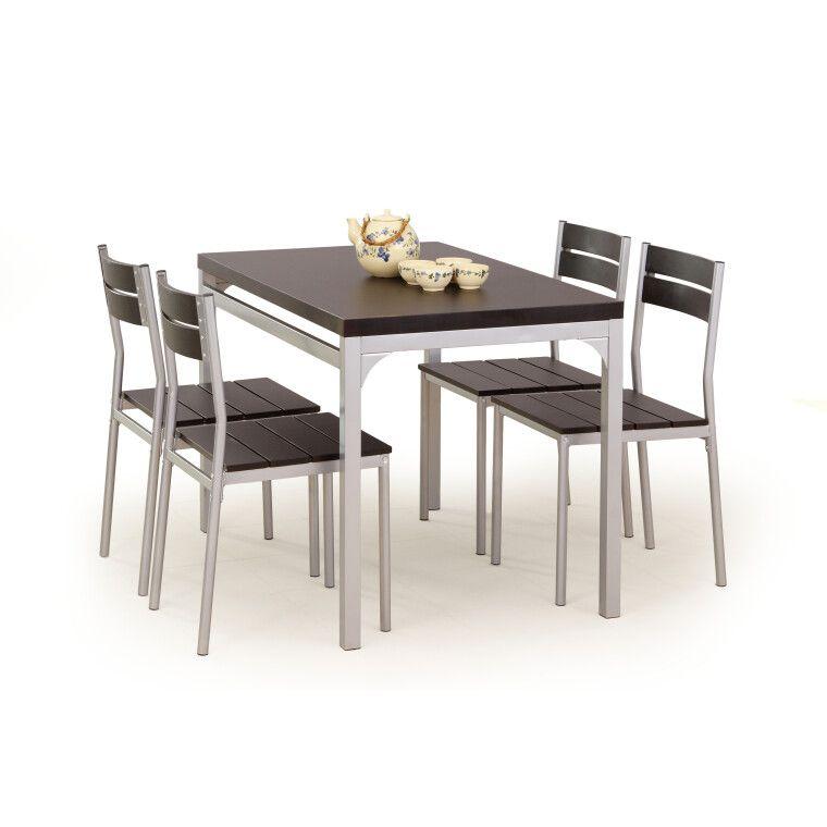 Набор мебели столовой Halmar Malcolm | Венге