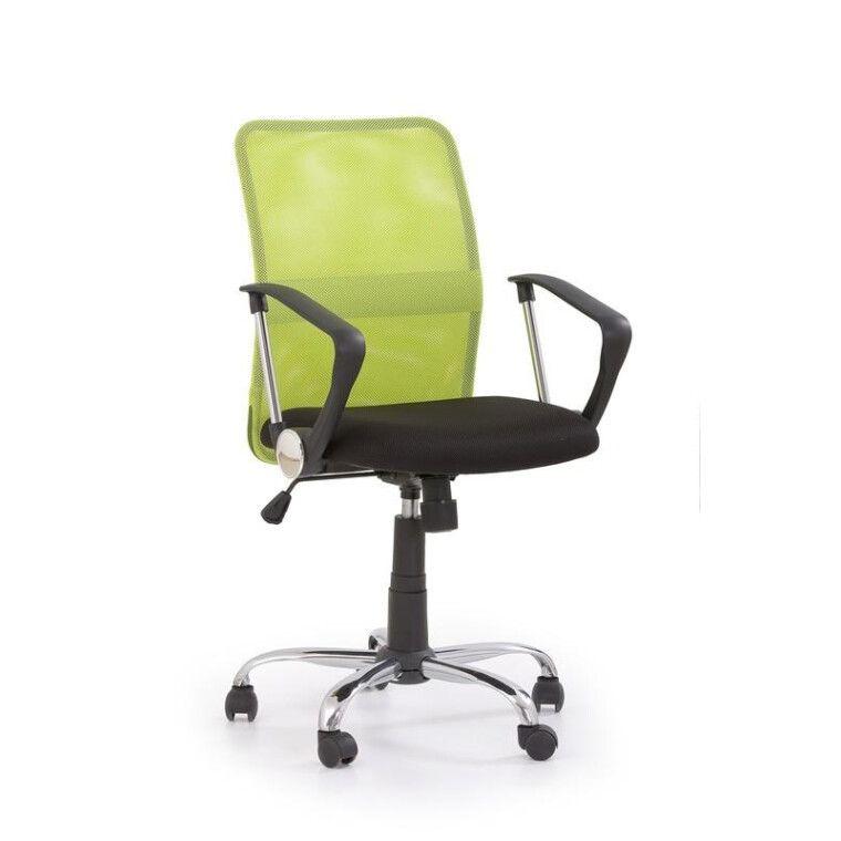 Кресло поворотное Halmar Tony | Зеленый