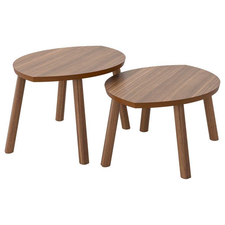 Комплект столиков STOCKHOLM