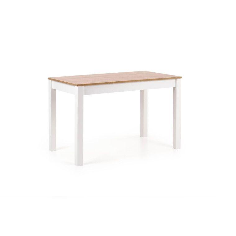 Стол обеденный Halmar Ksawery | Дуб Сонома / Белый