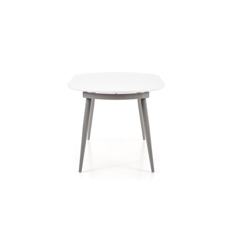 Стол раскладной Halmar Crispin   Белый / серый - 9