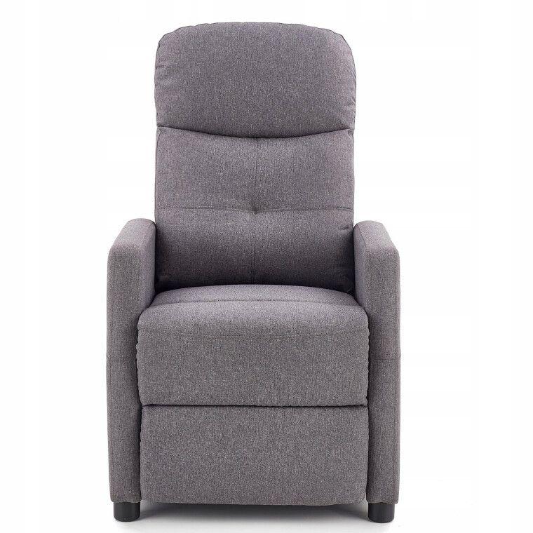 Кресло Halmar Felipe| Серый - 2
