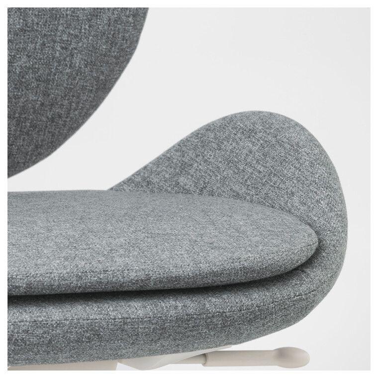 Кресло поворотное HATTEFJÄLL - 7
