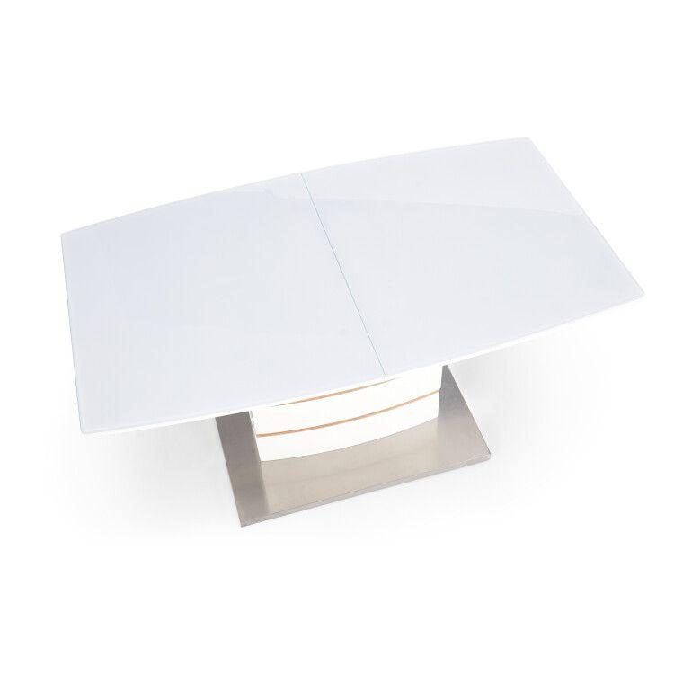 Стол раскладной Halmar Toronto | Белый / дуб золотой - 7
