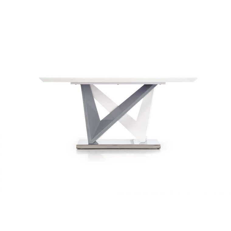 Стол обеденный Halmar Cortez | Белый / серый - 6