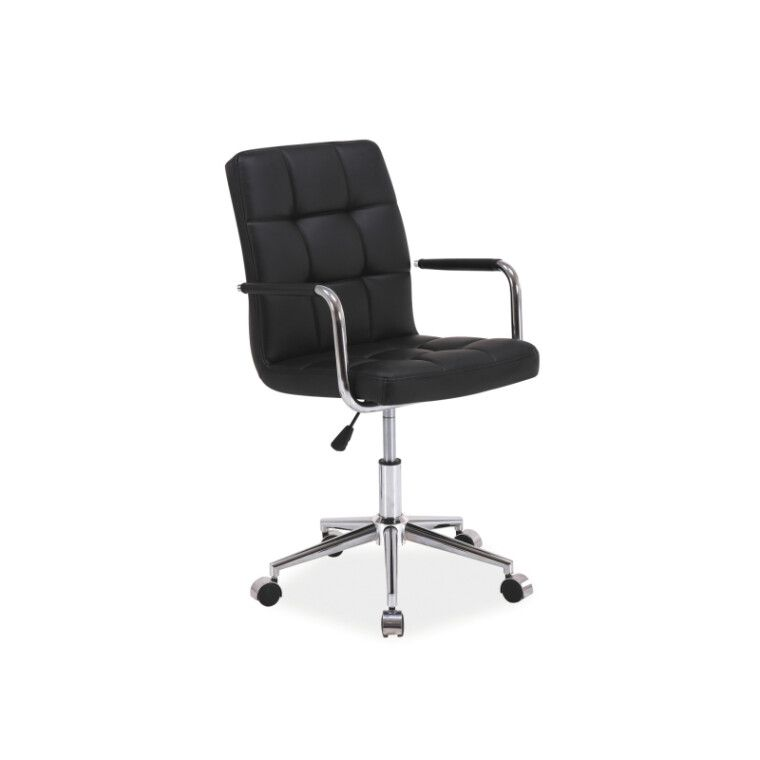 Кресло поворотное Signal Q-022   Черный