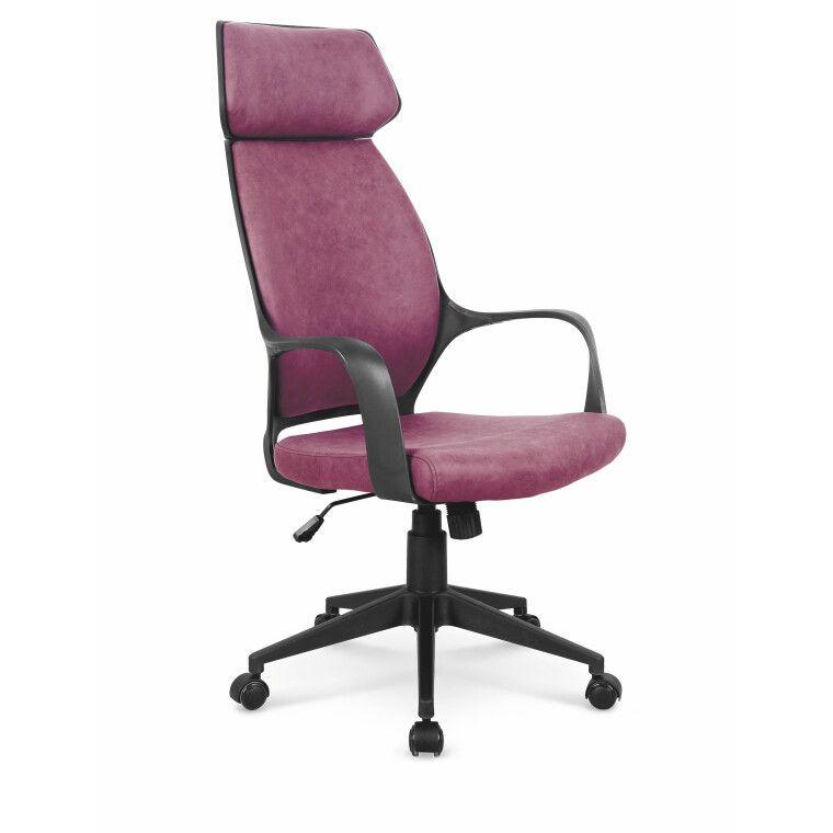 Кресло поворотное Halmar Photon | Розовый