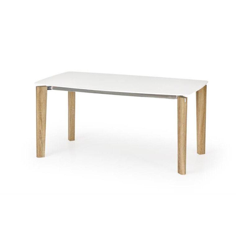 Стол обеденный Halmar Weber | Белый / дуб сонома - 3