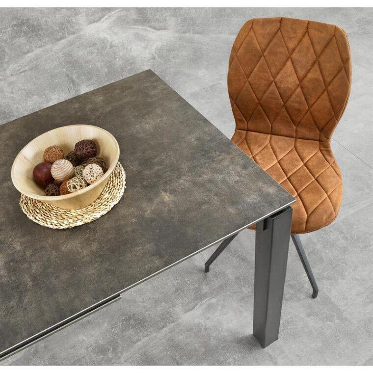 Стол раздвижной Halmar Horizon | Серый - 4