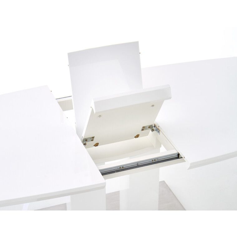 Стол раскладной Halmar Lorenzo | Белый - 5