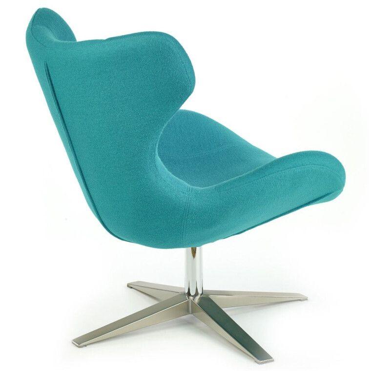 Кресло Halmar Blazer | Бирюзовый - 4