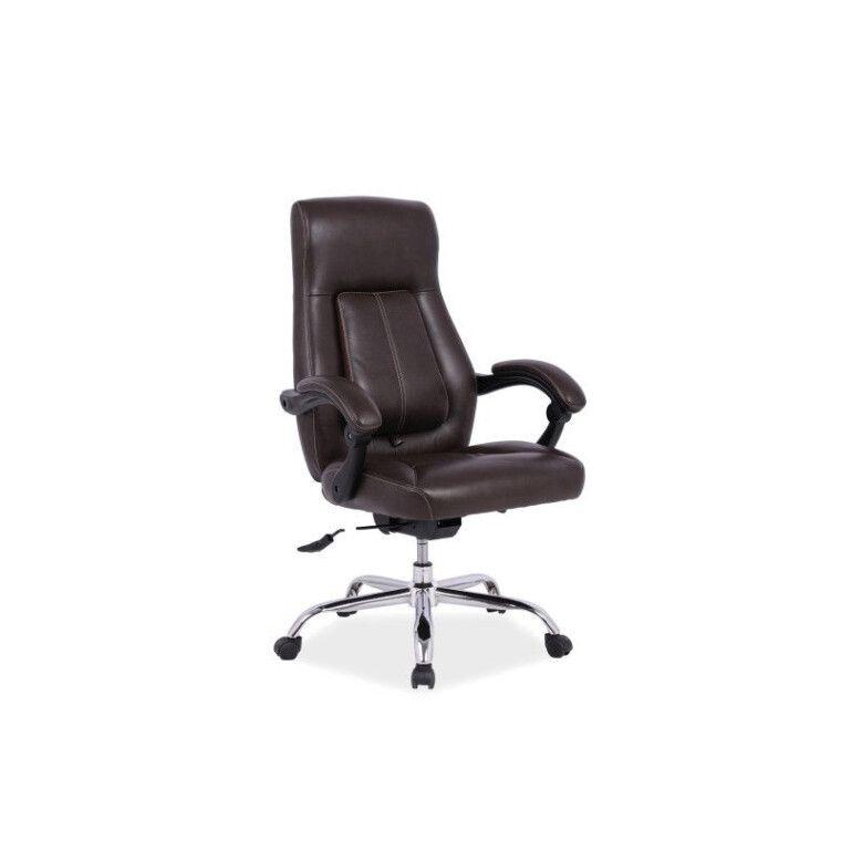 Кресло поворотное Signal Boss | Коричневый