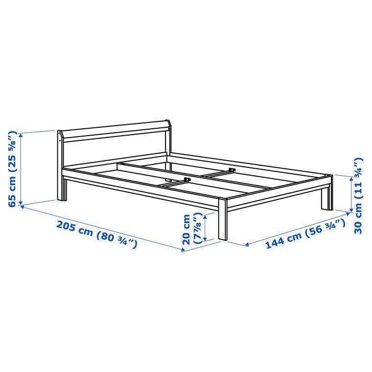 Кровать NEIDEN - 12