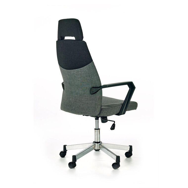 Кресло поворотное Halmar Olaf | Серый - 4
