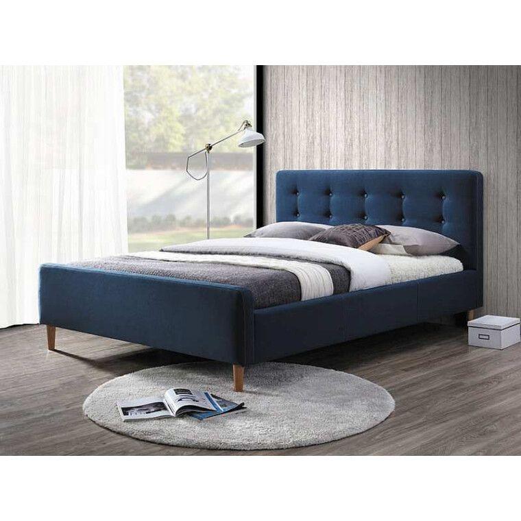 Кровать Signal Pinko | 160х200 / Синий