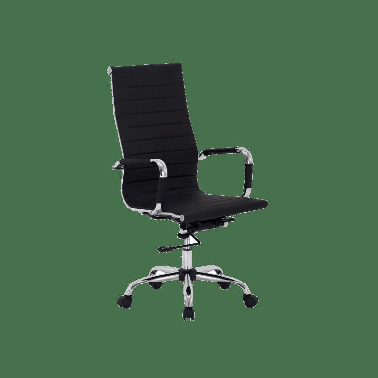 Кресло поворотное Signal Q-040 | Черный