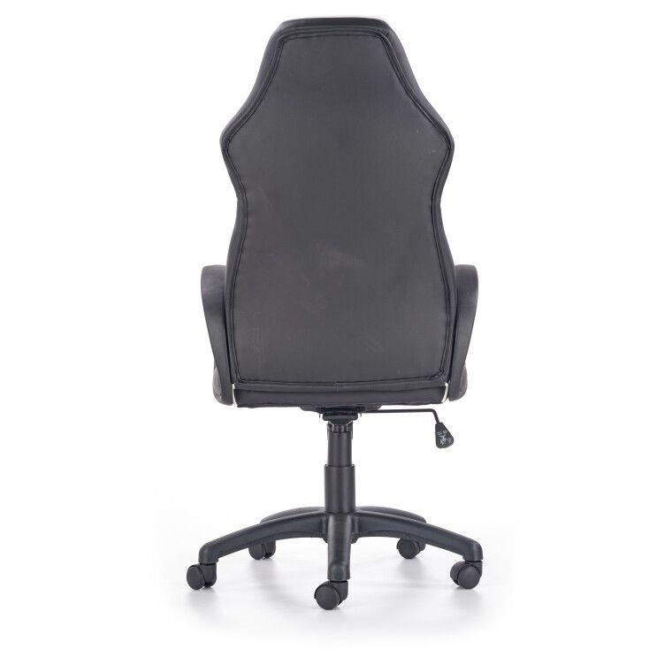 Кресло поворотное Halmar Dodger | Черный / белый - 9