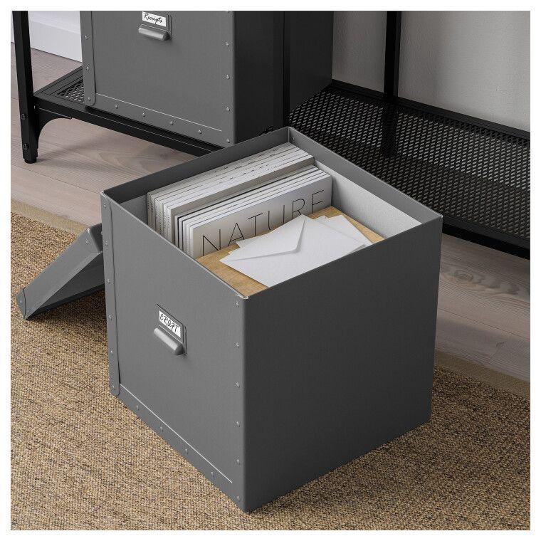 Коробка с крышкой FJÄLLA - 6